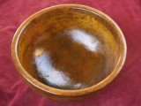 Wooden Bowl which John Graves Restored in his Surry Workshop