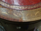 Detail of Sun Damaged Edwardian Writing Desk